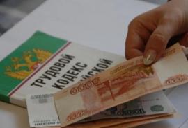 Сумма долга перед омичами по зарплате увеличивается