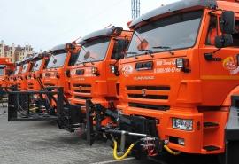 Омское Управление дорожного хозяйства и благоустройства упорно попадается на неисправной технике