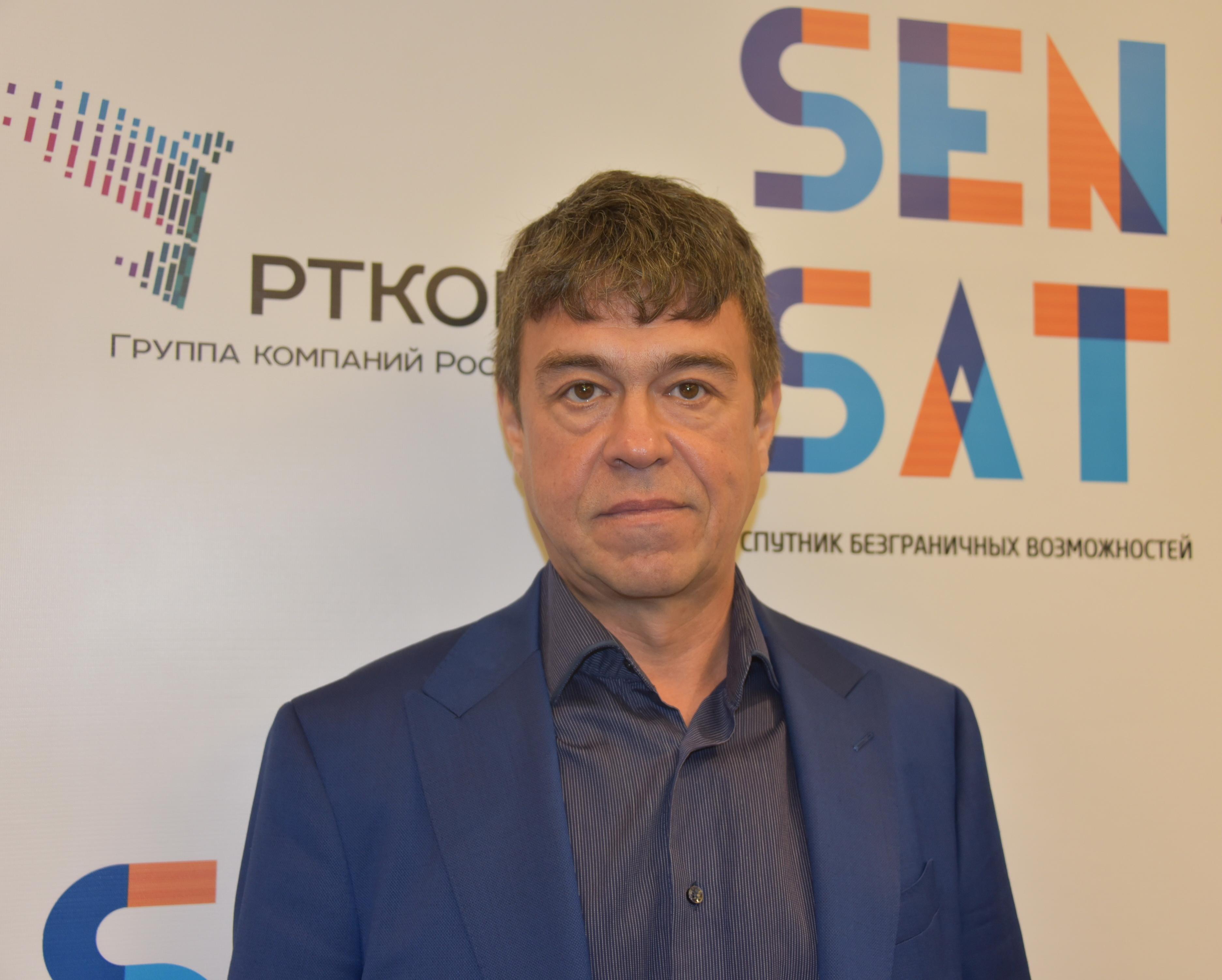 В Башкирии объявили о старте подключений к спутниковому интернету от SenSat