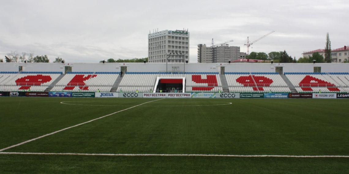 ФК «Уфа» на выезде сыграл вничью с «Сочи»