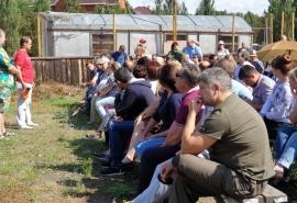 Жители Чукреевки просят силовиков проверить историю с миллионами рублей, собранными на обслуживание ...