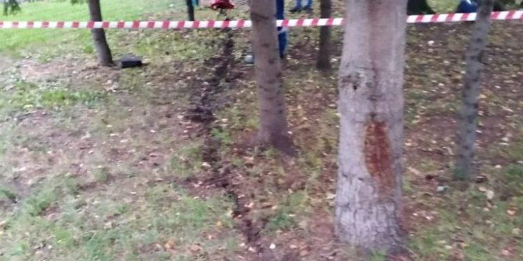 В Уфе 3-летний ребенок пострадал от электропровода