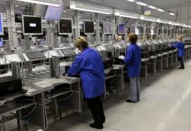 Омская область показала наибольшее падение по Сибири в промышленном производстве