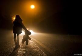Омичка рассказала в соцсетях о 4-летнем мальчике, пытавшемся в одиночку в темноте дойти до маминой работы