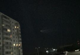 Последний в истории ракето-носитель «Союз-ФГ» в небе над Омском приняли за «неопознанный объект»