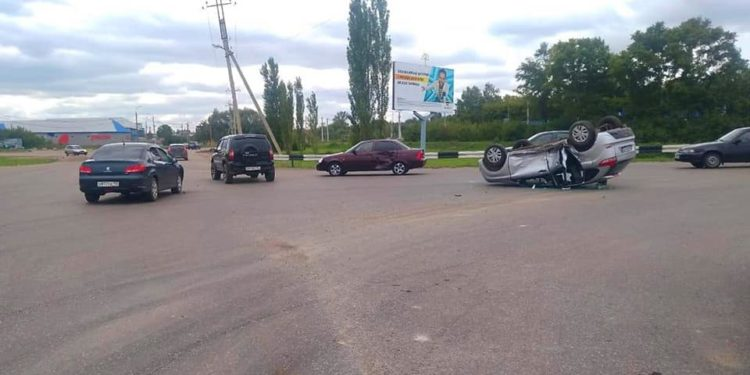 В Башкирии в ДТП с иномаркой пострадали две женщины