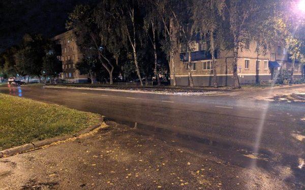 В Башкирии водитель насмерть сбил пешехода и бросил авто