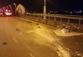 В Омске уберут разметку, при нанесении которой погиб дорожный рабочий