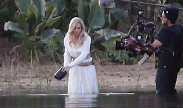 Анджелина Джоли кардинально сменила имидж ради роли