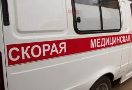 В Омске водитель сбил мальчика во дворе