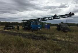 В омском правительстве пообещали запустить скважину в деревне, оставшейся без воды