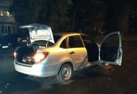 В Омске иномарка сбила школьницу на пешеходном переходе