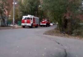 В Омске эвакуировали больницу