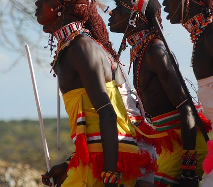 Сексуальная лотерея у племен Африки