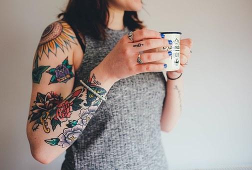 Ученые выяснили особенности людей с татуировками