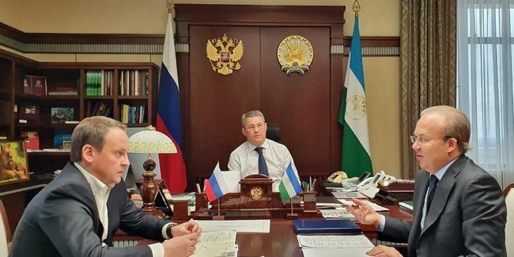 Радию Хабирову предложили кандидатов в Правительство Башкирии