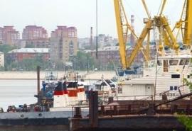 Омский речной порт учредил торговую компанию