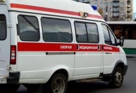 В Омске водитель «Тойоты» врезался в пассажирский автобус