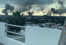СВОДКИ С ФРОНТА: бандитский мятеж в Мексике, каталонская коррида и сирийские фокусы Башара Асада