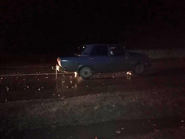 В Башкирии 24-летняя автоледи сбила пешехода