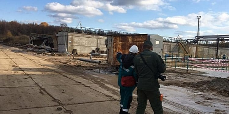 Радий Хабиров предложил поощрить ликвидаторов аварии на «Полиэф»