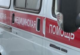 На пожаре в Омской области пострадали отец и сын