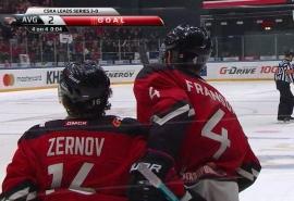 Сушинский рассказал о возвращении на лед травмированного игрока «Авангарда»