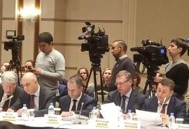 В Омске готовятся подписать соглашение о модернизации пропускных пунктов на границе Казахстана и РФ