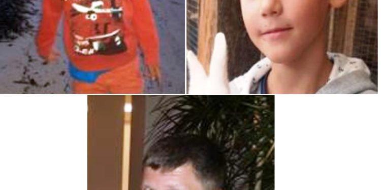 За информацию о пропавшей семье Мазовых объявлено вознаграждение
