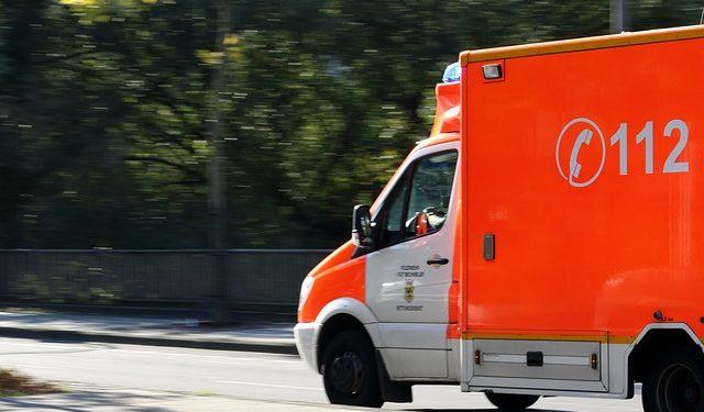 В Уфе спасатели вызволили из подвала упавшую пенсионерку