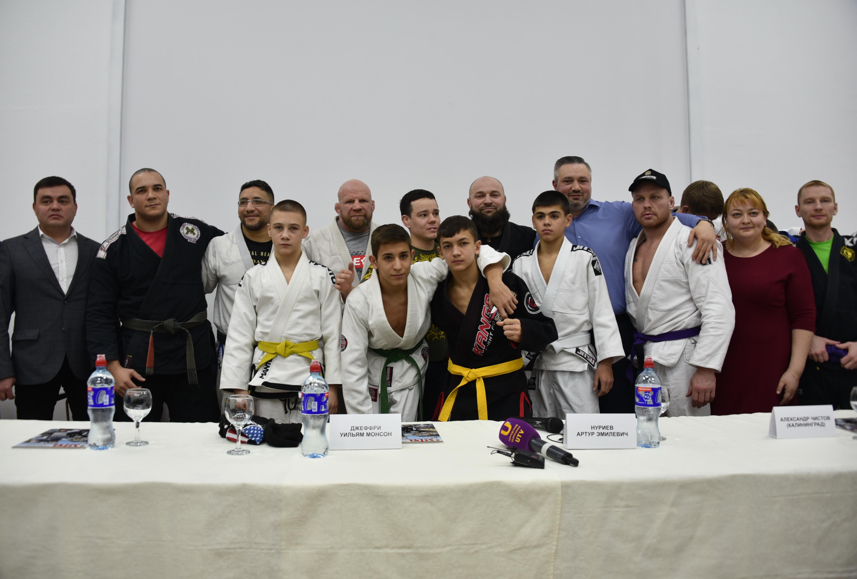В Уфе прошла церемония взвешивания бойцов турнира «Кубок Евразии»