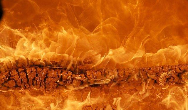 В Уфе потушен крупный пожар на заводе «Нефтехим»