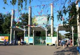 В Омске муниципальная структура запатентовала логотип «Городские парки»