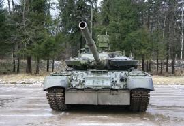 В Год памяти и славы в Омске установят два памятника танку Т-80