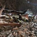 Ни живых, ни мертвых на месте обрушения бывших складов Минобороны в Омске не нашли