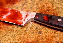 В Омской области пенсионер ножом проткнул жене живот