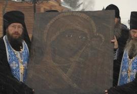 На православную выставку в Омск привезут копию иконы, приносящей счастье материнства