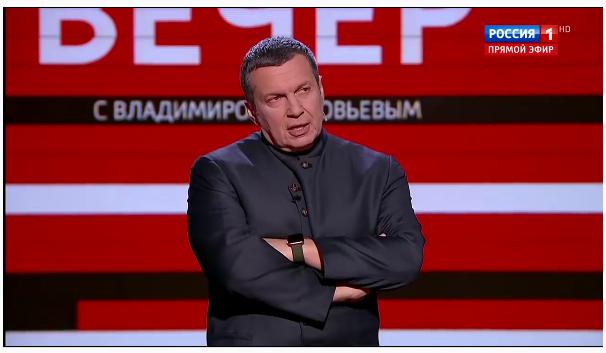 Соловьев ответил команде КВН на сравнение со Стивеном Сигалом