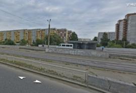 В Омске снесут трамвайную остановку на Лукашевича
