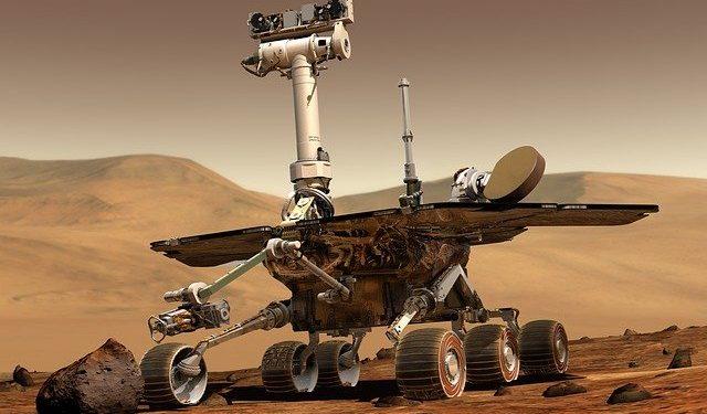 Ученые заподозрили у молекул с Марса биогенное происхождение