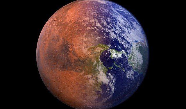 Установлено необходимое для колонизации Марса количество людей