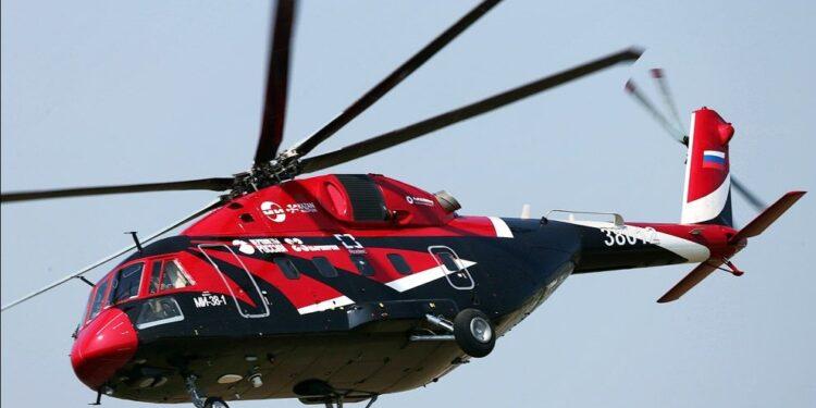В Уфе запустили производство узлов для вертолётных двигателей