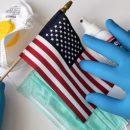 В США зарегистрирован новый рекорд по числу заразившихся коронавирусом