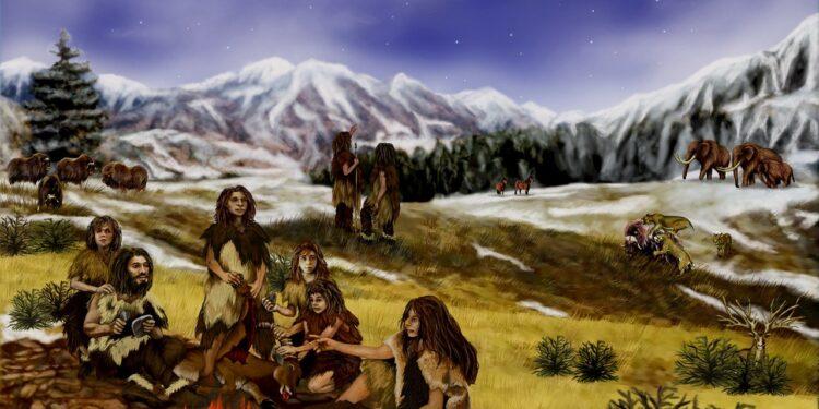 Ученые из Италии опровергли одну из теорий вымирания неандертальцев