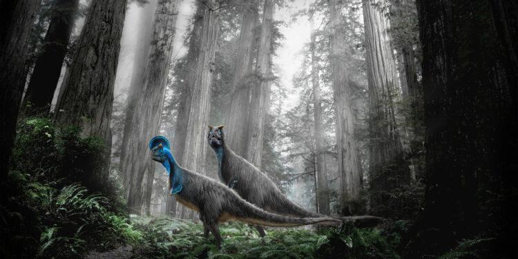 Палеонтологи обнаружили динозавра с крюками