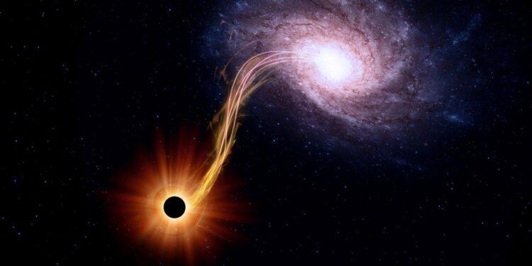Гипотетическая Девятая планета может быть первичной черной дырой