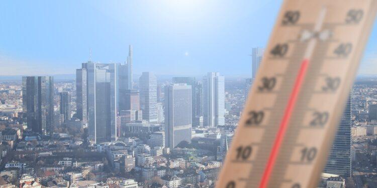 В Уфе жара в июле 2020 года побила абсолютный температурный рекорд