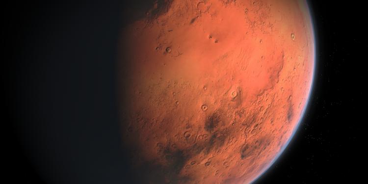 4 миллиарда лет назад на Марсе могли быть постоянные ливни