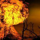 Китай опубликовал видео ядерного удара по базе США