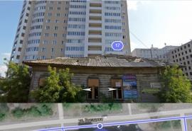 В центре Омска разрушается особняк-«призрак»
